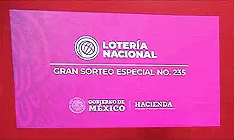 Lotería Nacional tiene nuevo logo