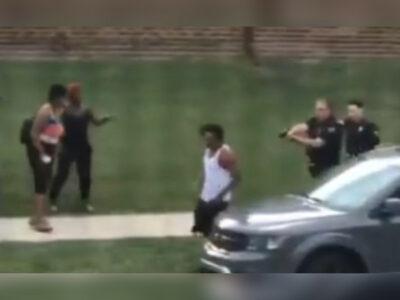 Policía de Wisconsin dispara a un afroamericano por la espalda