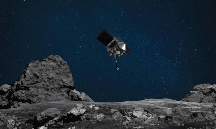 NASA prepara misión para aterrizar en asterioide