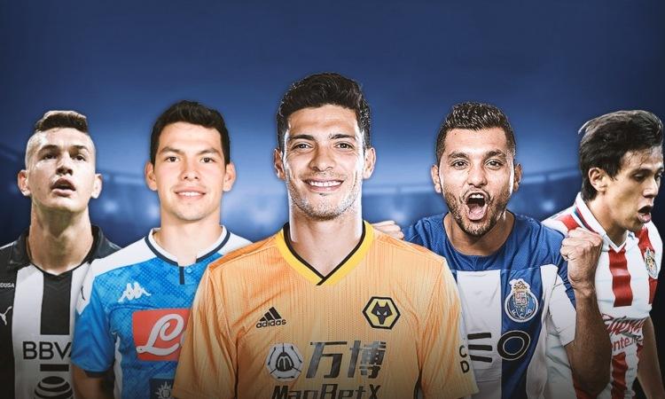 Dos de la Liga MX y otros más desde Europa, cambiarían de equipo.