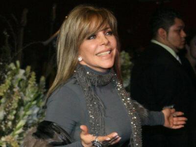 Verónica Castro sorprende con impactante cambio de look