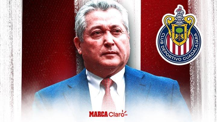 Vucetich, nuevo técnico de Chivas