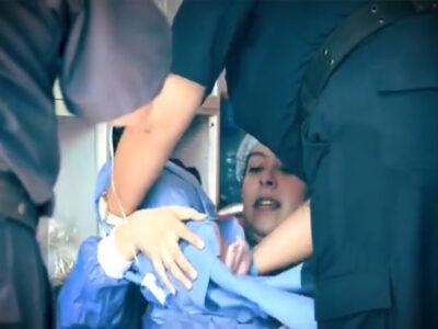En Yucatán bebé nace en puesto de control policiaco