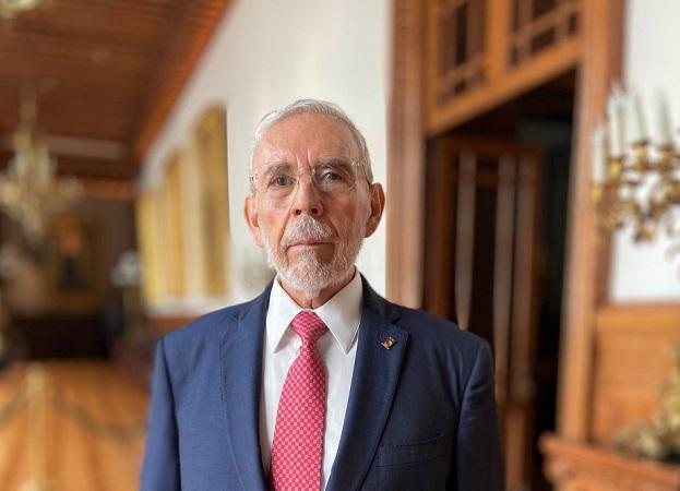 Jorge Arganis, titular de la SCT, da positivo a coronavirus