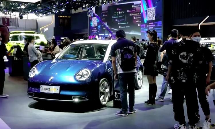 Auto China 2020: Estos son los vehículos más impactantes de la expo