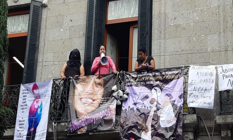 """CNDH: """"no somos el enemigo"""", dice a víctimas"""