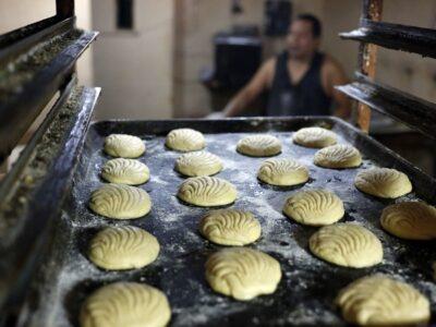 Concha con choriqueso: ve polémico invento de panadería