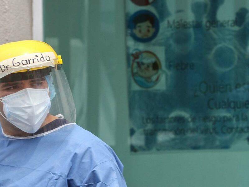 CDMX registró su número más bajo de hospitalizaciones por COVID