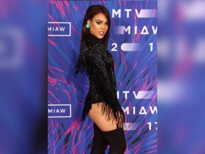 Danna Paola impacta con increíble cambio de look