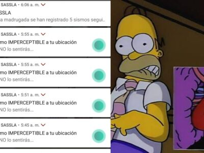 memes redes sociales sismo