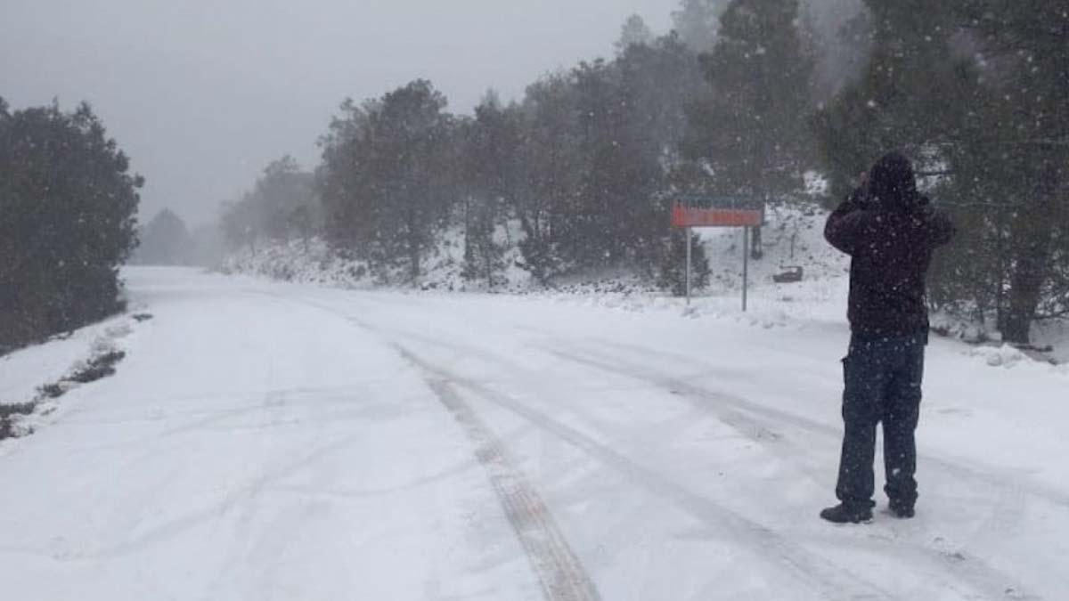 Temporada otoño-invierno: pronostica SMN 54 frentes fríos