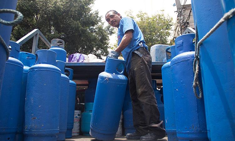 Profeco revela precios de Gas LP en México