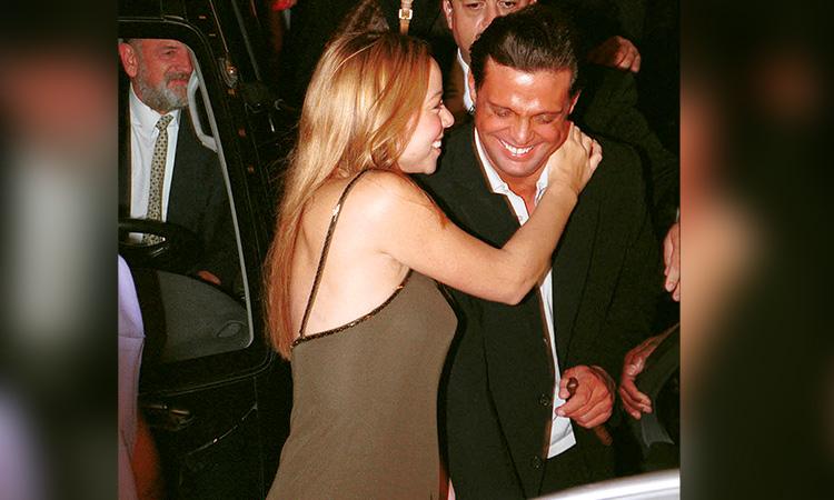 """Luis Miguel: filtran audio del """"Sol"""" coqueteando con Mariah Carey"""