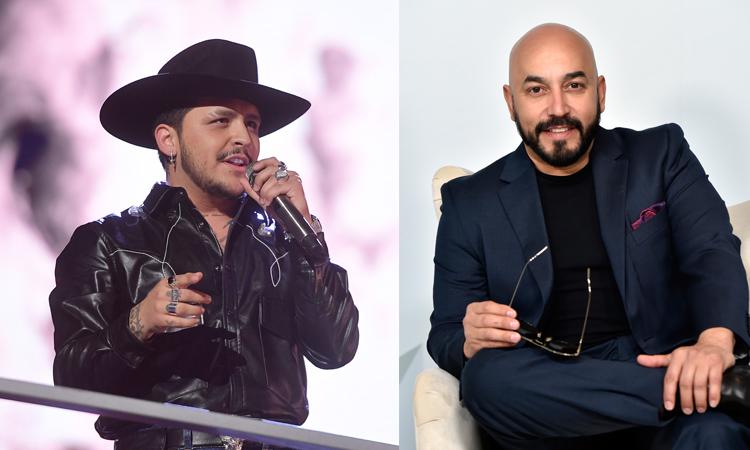 Christian Nodal VS Lupillo Rivera ¿qué tatuaje por amor a Belinda es mejor?