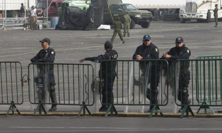 Grito de Independencia en el Zócalo será resguardado por 2 mil policías