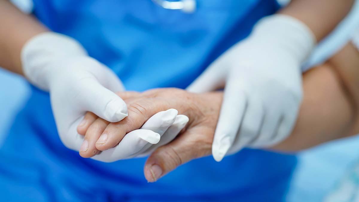 COVID-19: IMSS recomienda a pacientes con linfoma no salir de casa