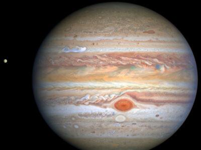 Júpiter Hubble