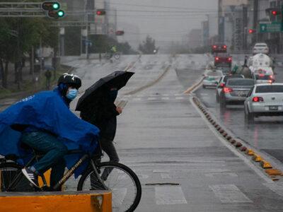 Se forma Depresión Tropical Dieciocho-E; provocará lluvias en varios estados del país