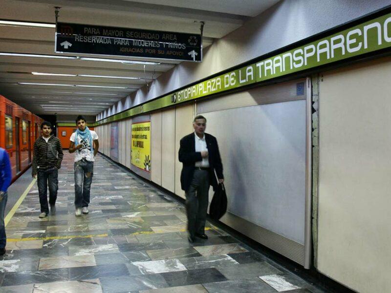 Lluvias en CDMX: suspenden servicio en estas estaciones del Metro