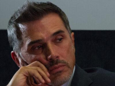 Sergio Mayer, Xavier Ortiz