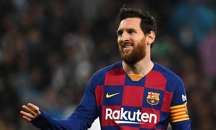 Lionel Messi ranking fifa