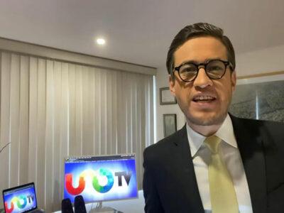 Pastor golpea a mujer en plena transmisión en vivo