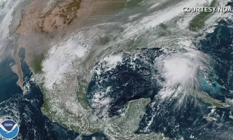 huracán Sally Estados Unidos