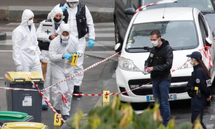 París ataque Charlie Hebdo
