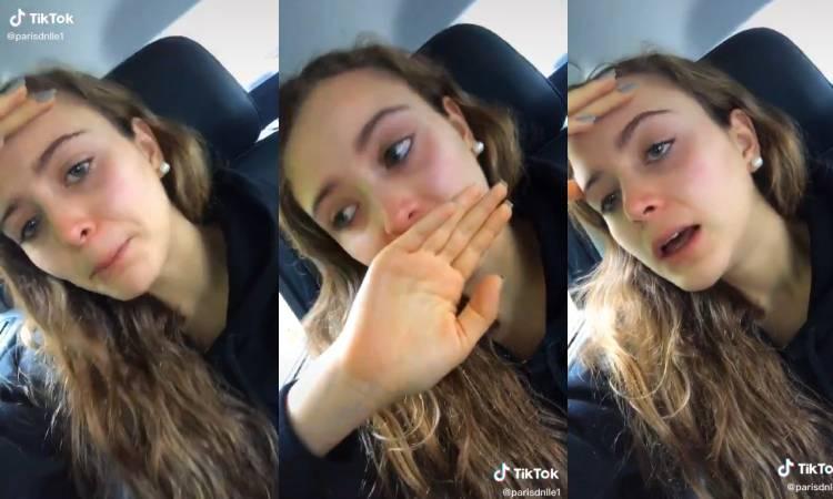 Chica pronunciar marcas haiga