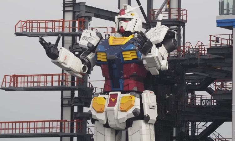 Robot más grande del mundo