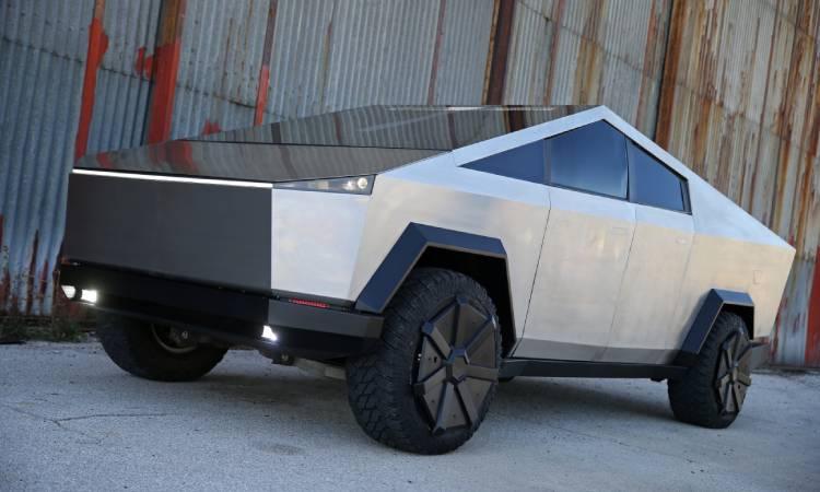 Cybertruck Ford Tesla