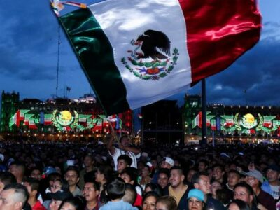 ¿Por qué se celebra el 15 de septiembre en México?