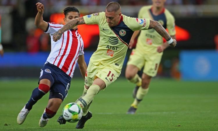 Clásico América vs Chivas