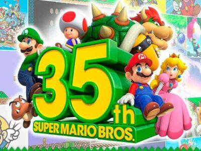 Nintendo 35 años