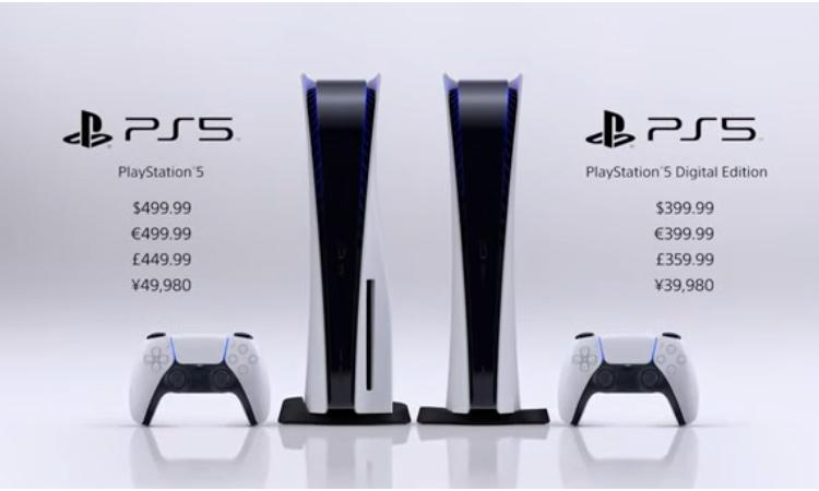 PlayStation 5 precio méxico