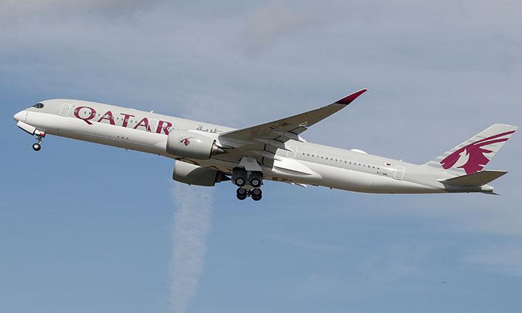 Qatar Airways recibe 2 mil mdd de ayuda pública por pandemia de COVID-19