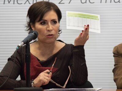 Rosario Robles: otorgan suspensión definitiva contra prisión preventiva