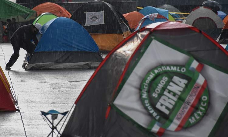 FRENAAA: lo bueno y malo de este grupo anti López Obrador
