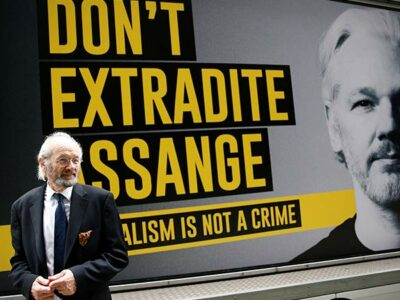 ¿Assange a punto del suicidio?