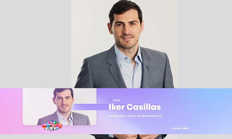 Iker Casillas México siglo XXi