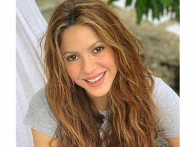 Shakira foto en bikini