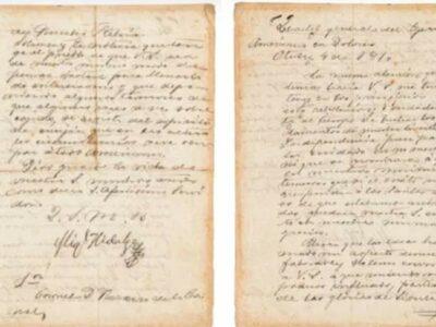 subastan documentos historicos de mexico