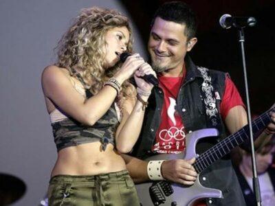 Shakira coqueteo