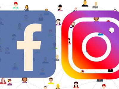 se cae instagram, facebook