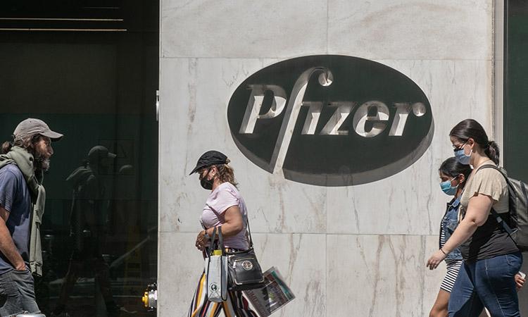 Pfizer espera resultados de ensayos de su vacuna de COVID-19 en octubre