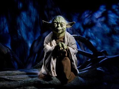 Star Wars nuevo Yoda
