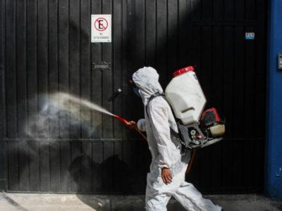 ¿Sanitizar o desinfectar?