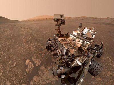 ¡Agua en Marte! Descubren tres nuevos lagos