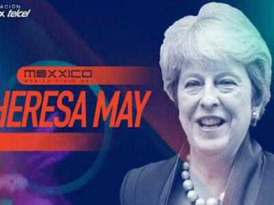 Hay mucho por hacer para que mujeres participen plenamente en política: Theresa May