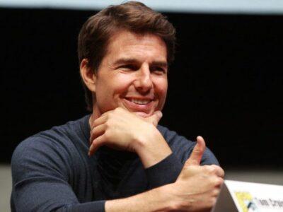 Tom Cruise viajará al espacio en 2021 para su próxima película